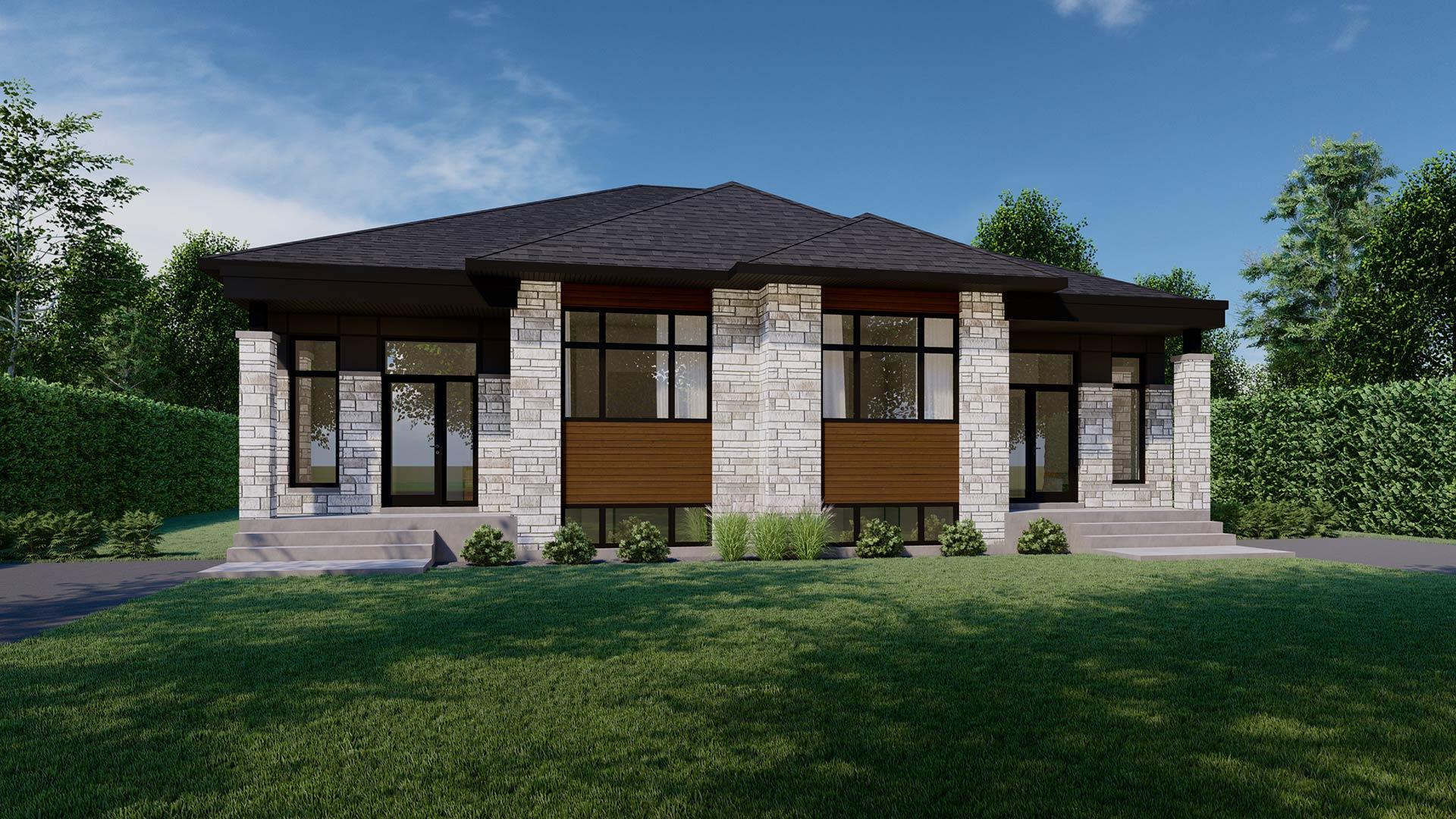 Modèle de maison Chloé